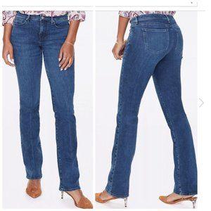 NYDJ Tummy Tuck High Waist Boot Cut Jeans 4